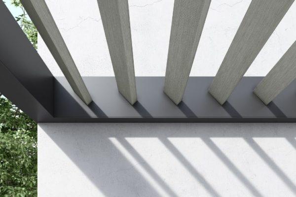 Αποτελεσματική σκίαση και μοντέρνα διακόσμηση κτιρίων